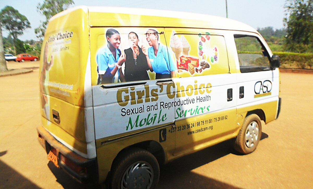Reproductive Health mobile clinic