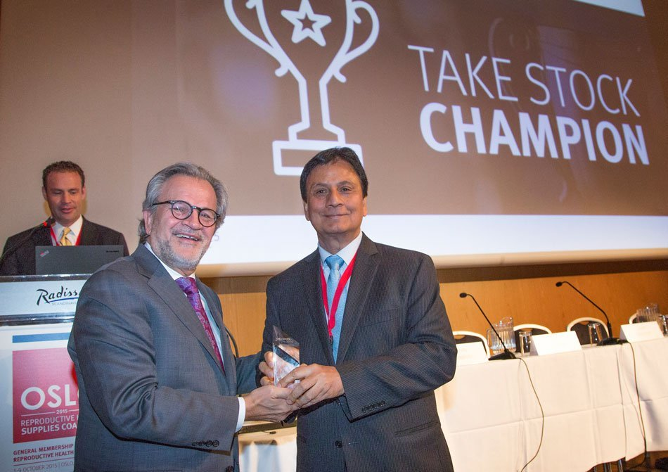 Jagdish-Take-Stock-Award