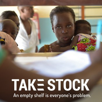 Take Stock - An empty shelf is everyone