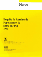 Maroc - Demographic and Health Survey - 1996