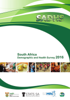 South Africa - Demographic and Health Survey - 2019