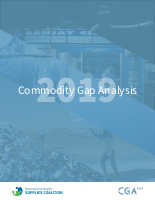 Global Contraceptive Commodity Gap Analysis 2019
